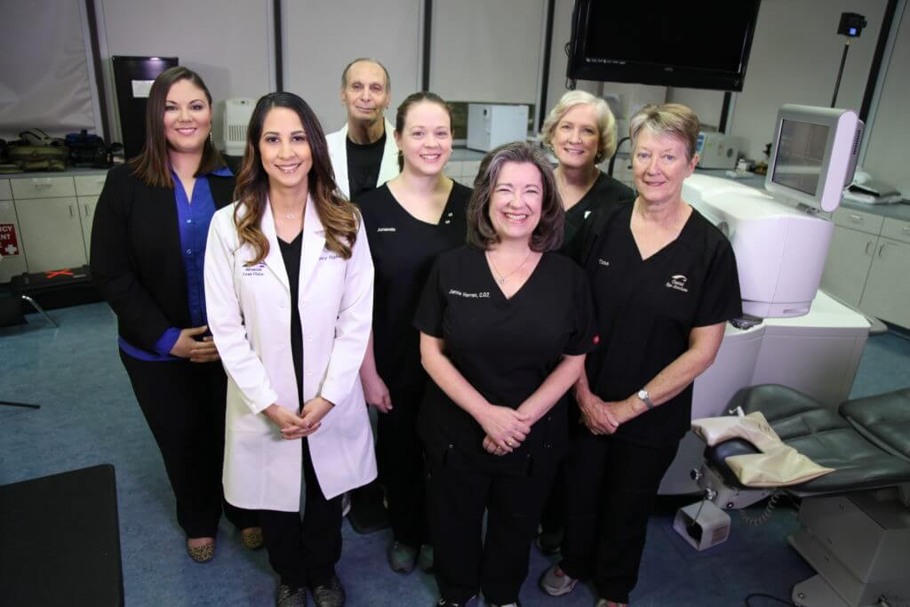 The Team At Advanced Laser Vision & Surgical Institute in Houston, Texas