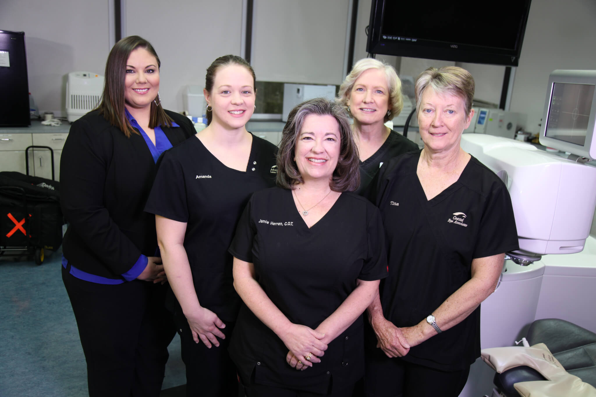 The Team At Advanced Laser Vision Is Ready To Help You See The World Clearly